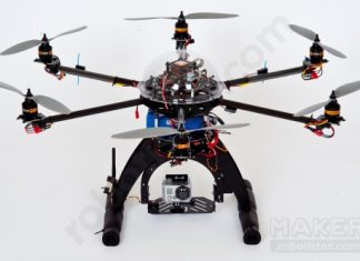 multikopter drone