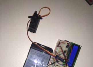 Arduino UNO İle Akıllı Ev Otomasyonu tamamlanmış devre