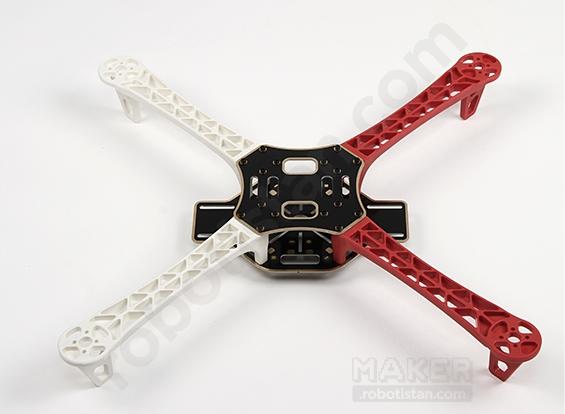 q450f drone gövdesi