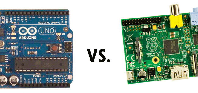 Arduino ve Raspberry Pi