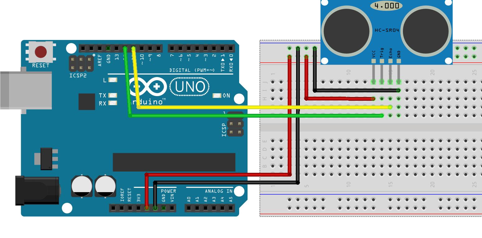 Arduino Dersleri 19 Hc Sr04 Ultrasonik Mesafe Sensr Kullanm Datasheet Bu Koddaki Define Trigger Pin 12 Ve Echo 11 Satrlar Sensrmzn Trig Pinlerinin Balanaca