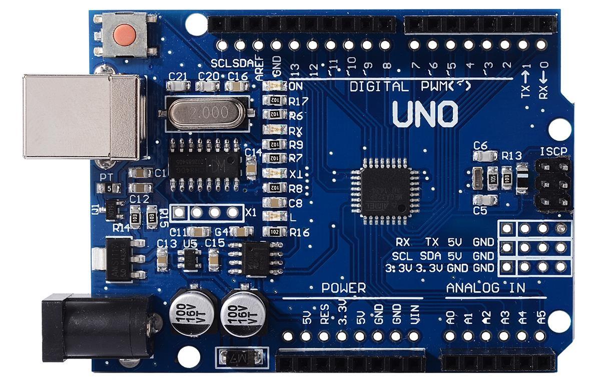 Klon Arduino Uno Suruculeri Nasil Yuklenir Ch340 Cipli