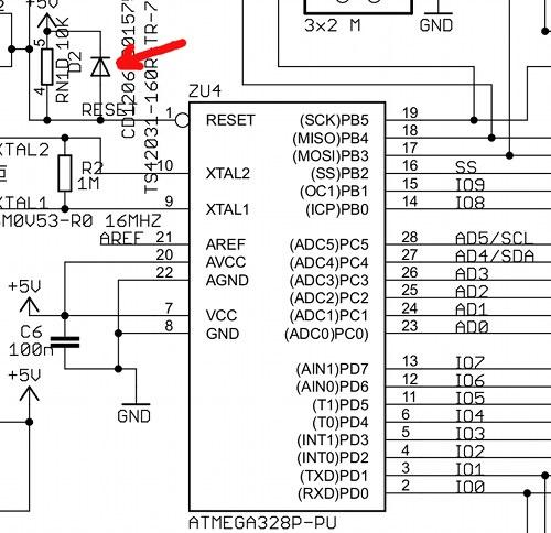 orjinal arduino uno  r2 ve r3 revizyonu aras u0131ndaki farklar