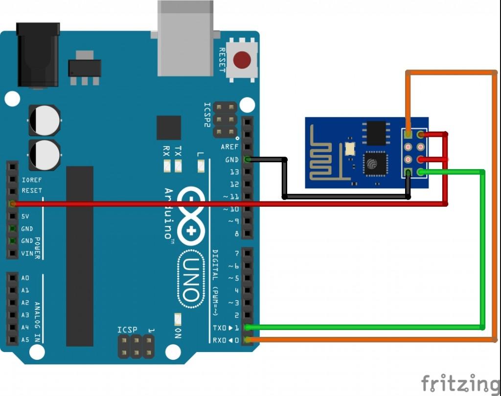 ESP8266 ile Thing Speak'e Sıcaklık Yollama_bb