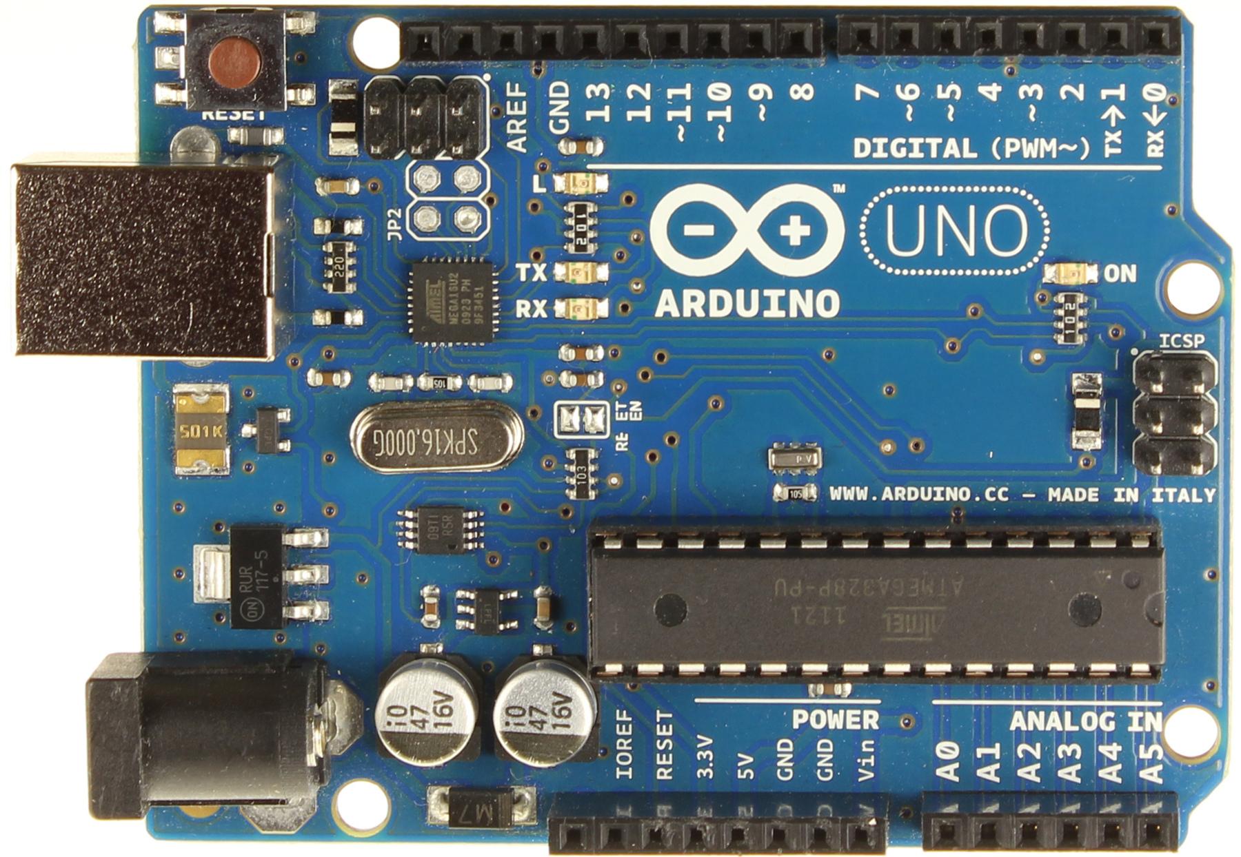 Arduino Uno Nedir? Özellikleri ve Projeleri