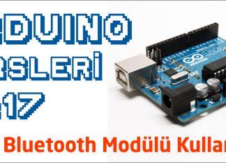 hc- bluetooth modülü kullanımı