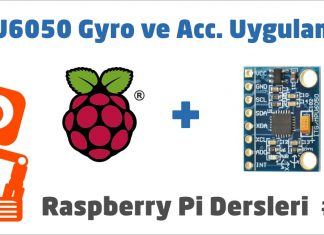 Raspberry Pi dersleri