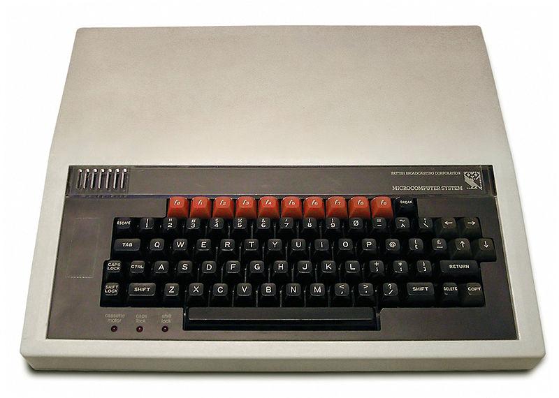 BBC Micro bilgisayar