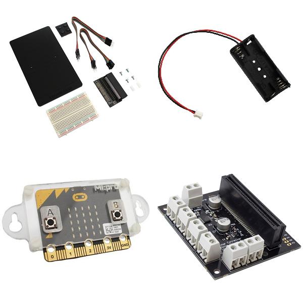 micro:bit aksesuar ve setleri