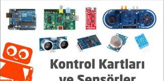Kontrol Kartları ve Sensörler