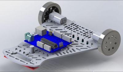 Robot tasarım örneği