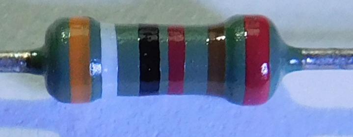 6 şeritli direnç