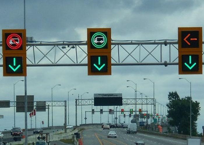 led trafik tabelası