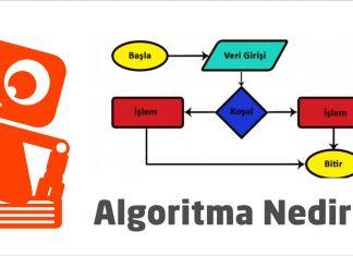 Algoritma Nedir ?