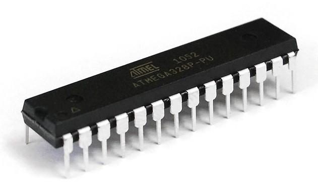 atmega328p-pu mikrokontrolcü