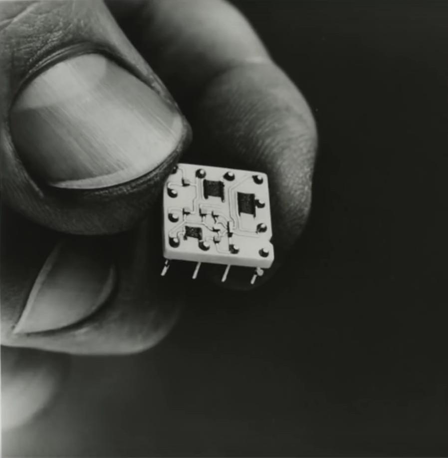 entegre transistor