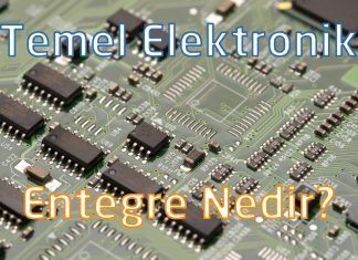 Temel elektronik entegre nedir ?