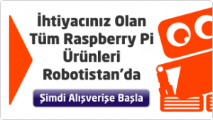 Raspberry pi ürünleri