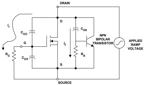 MOSFET Sürücü Devresi Örneği