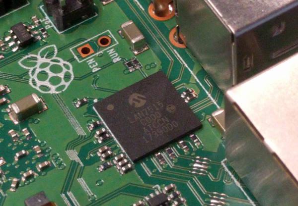 LAN7515 Ethernet yongası