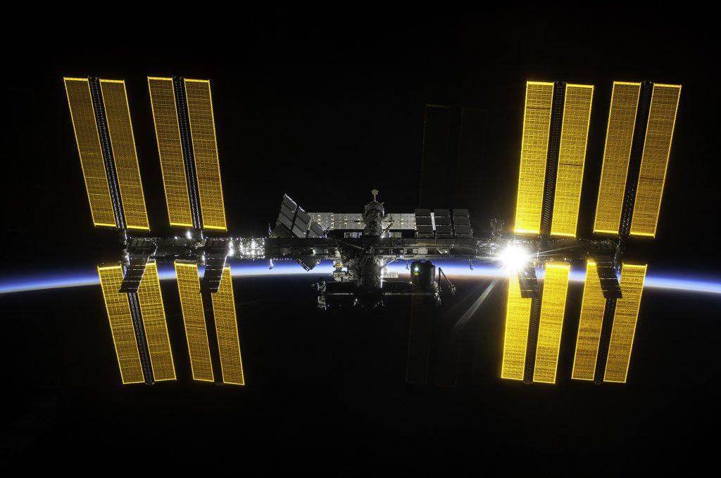 Uydu Güneş Panelleri