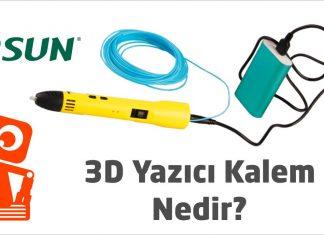 3D yazıcı kalem nedir ?