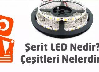 Şerit LED nedir ?