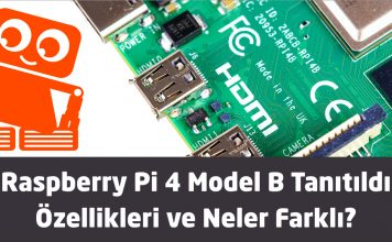 Raspberry Pi - Raspberry Pi Projeleri ve Dersleri | Robotistan
