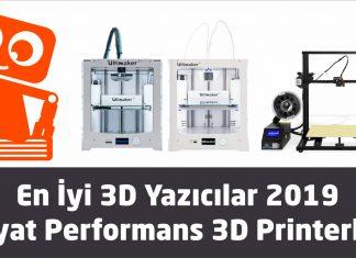 En iyi fiyat performans 3D yazıcılar