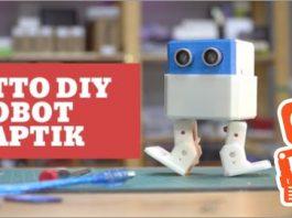 otto robot diy