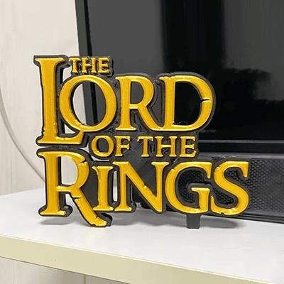 Yüzüklerin Efendisi Logosu