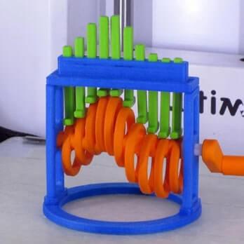 Sinüs Dalgası Makinesi