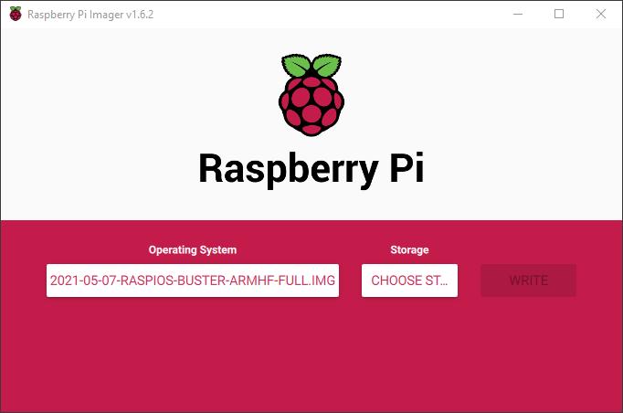 Raspberry Pi Imager